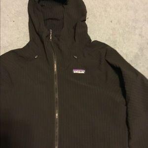 Patagonia Jackets & Coats - Patagonia R1 Tech Face hoodie black medium